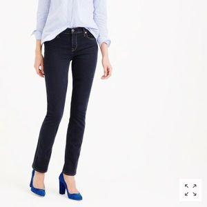 • J. Crew • Matchstick Straight Leg Jean Classic